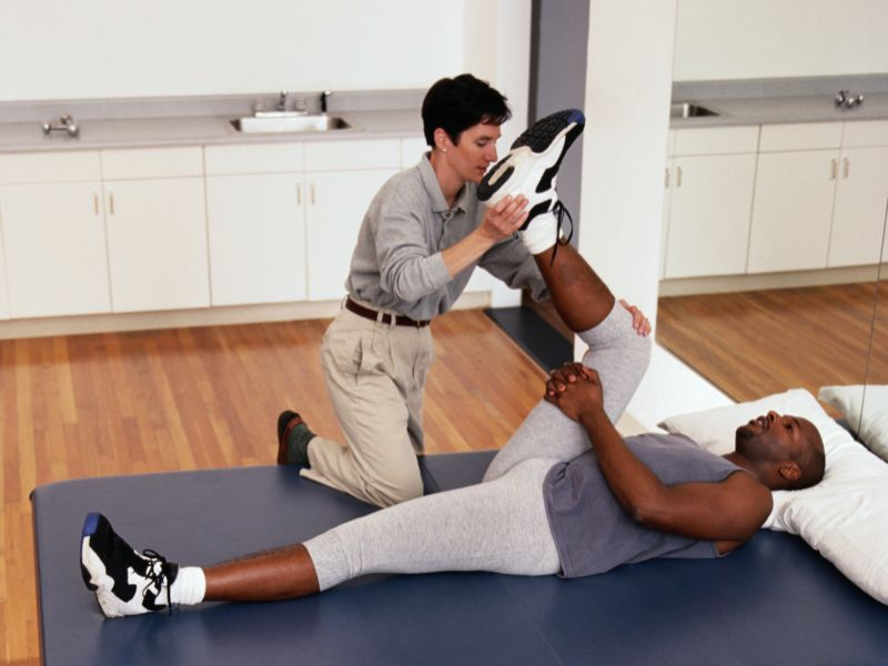 Physical Therapy Can Keep Sports Injuries at Bay